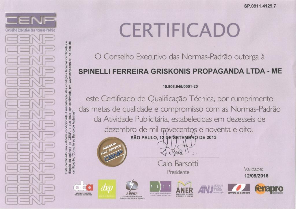 Certificado CENP Novo blog
