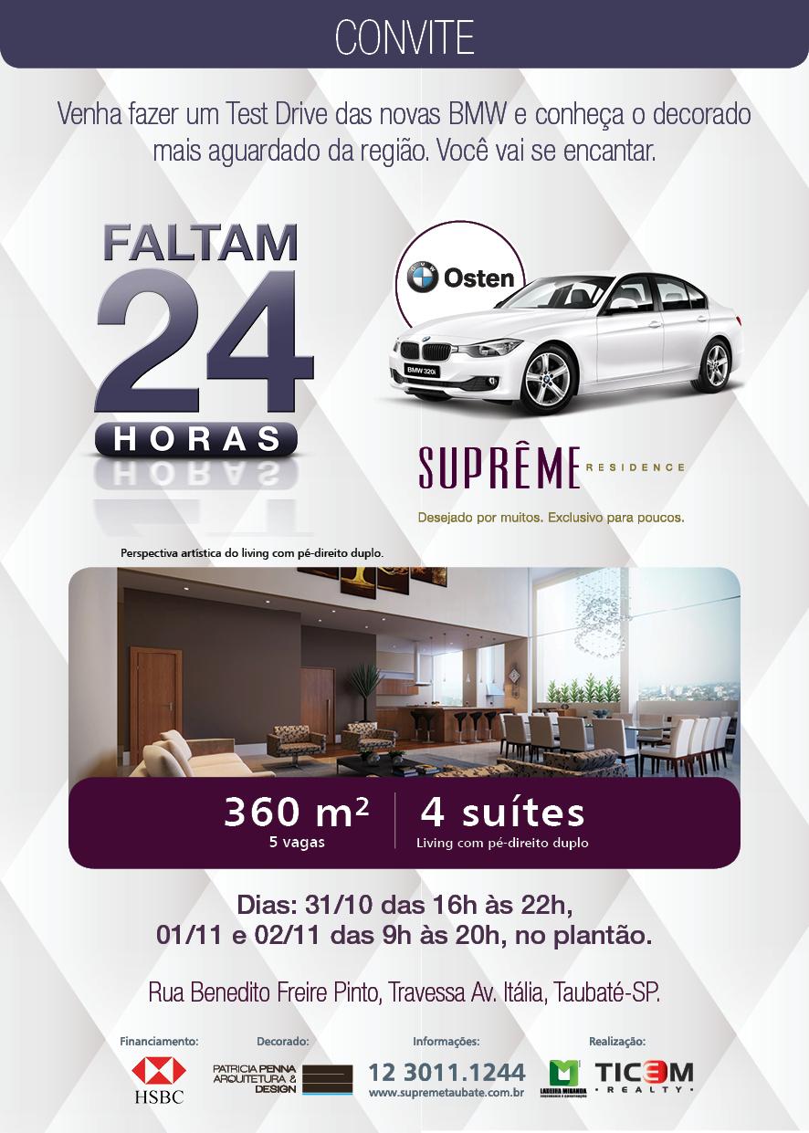 Convite supreme email mkt_24h e 48h